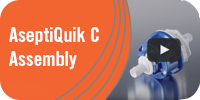 AseptiQuik C Assembly