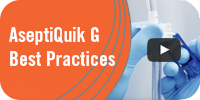 AseptiQuik G Best Practices