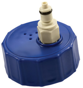 45mm CAP x PMC12 Valved In-Line Insert