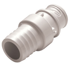 3/4 Hose Barb Non-Valved Coupling Insert