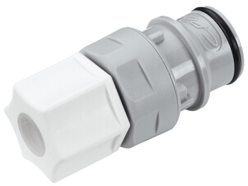 3/8 JACO Non-Valved Coupling Insert