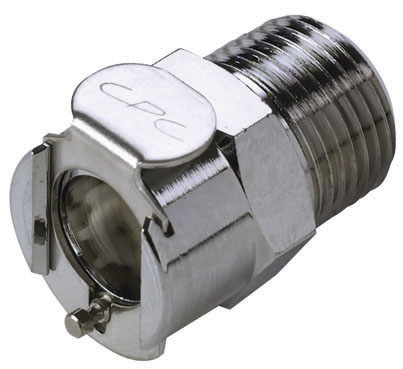 3/8 NPT Valved Coupling Body