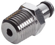 1/8 NPT Non-Valved Coupling Insert (MC2402 NSF)