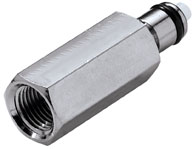 1/8 NPT Non-Valved Coupling Insert (MC2602 NSF)