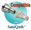 Compatible with SaniQuik