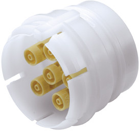 Non-Valved Coupling Insert with 1/16 Hose Barb Female Fitting Bodies