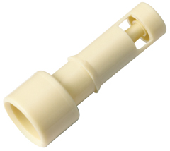 1/16 Hose Barb Non-Valved Fitting Body