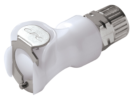 10mm PTF Non-Valved In-Line Coupling Body