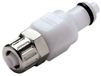 1/4 PTF Non-Valved Coupling Insert (PMC2004 NSF)