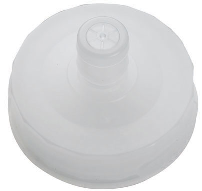 38mm Thread On Puncture Seal Cap - NSF