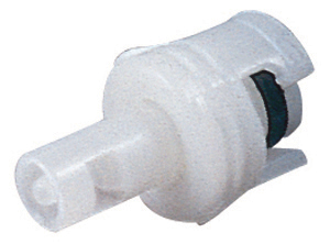 1/16 Hose Barb Non-Valved Coupling Insert