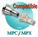 Compatible with MPC and MPX
