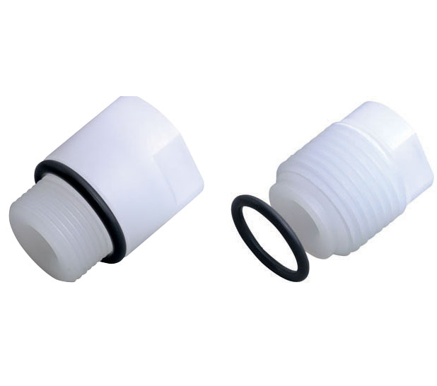 Adaptor, 3/4 FNPT Inner Port X 3/4 NPS Male Thread (for Asian Drums)