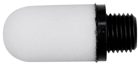 Air Filter, Coupler Vent Port, Polypropylene, 70 Micron