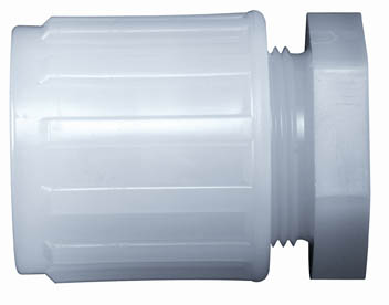 "1/2"" Flare X 3/4"" Flare  Double Containment Nut"
