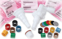 Key Kit for Drum Coupling Insert - All Molded Colors