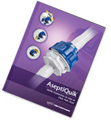 Click to view AseptiQuik Brochure by Colder Products Company