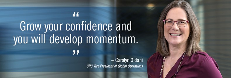 International Women's Day: A conversation with CPC's vice president of global operations, Carolyn Oldani